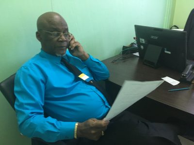 MAYOR CALLS FOR UNITY AFTER CASTRIES SHOOTING
