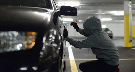 OVERSEAS MARKET- Public urged not to facilitate car theft